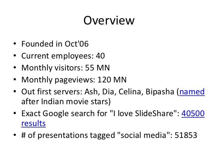 Kalyan slideshare, reference,  presentation Slide 2