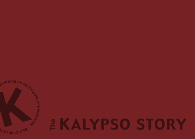 Small Jewel 2011Kalypso was recognized        Read the articleas one of Consultingmagazine's 2011 SevenSmall Jewels. The f...