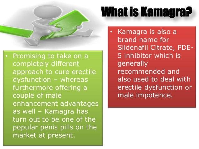 does kamagra work