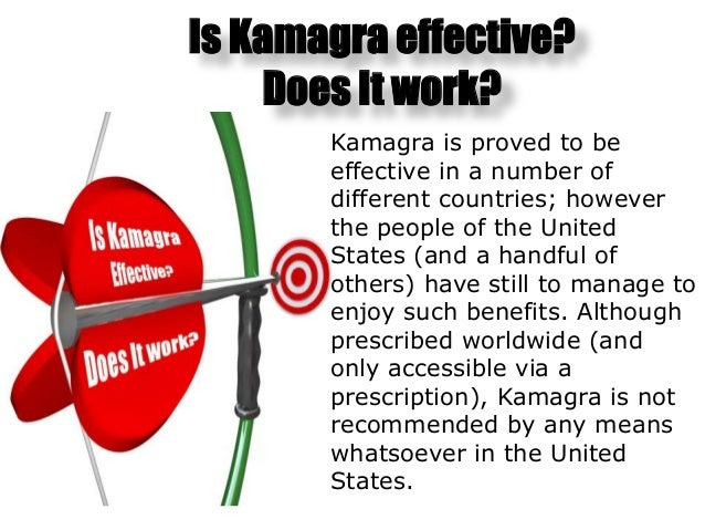 Does Kamagra Oral Jelly Work
