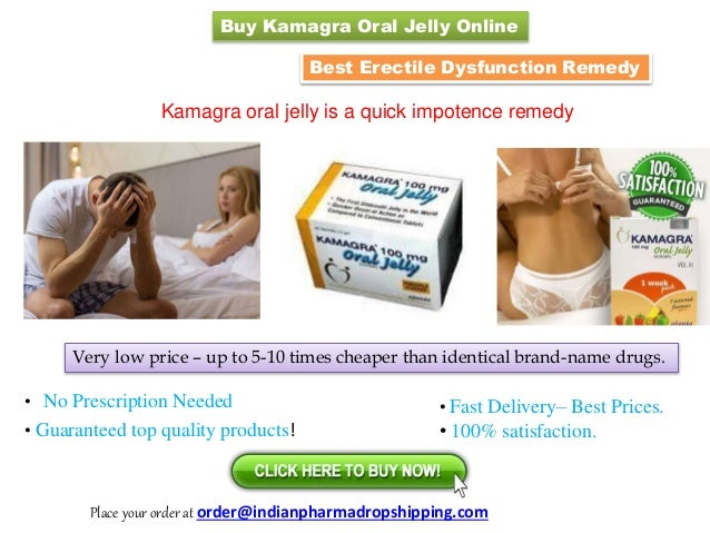 Best Place To Buy Kamagra Oral Jelly Online