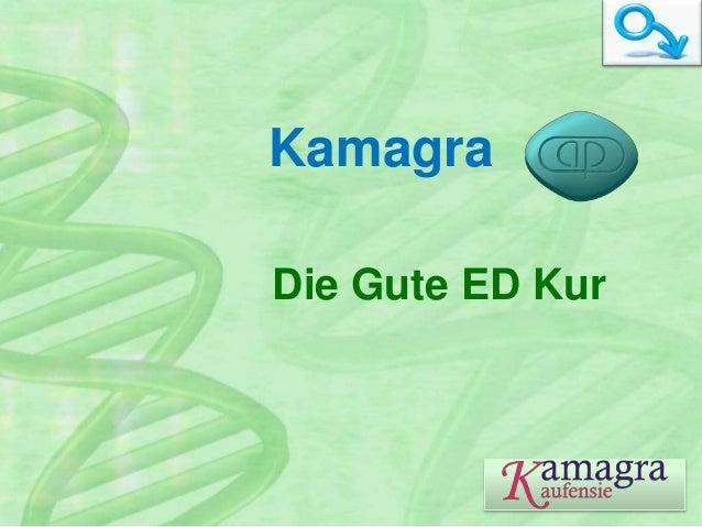 Kamagra Die Gute ED Kur