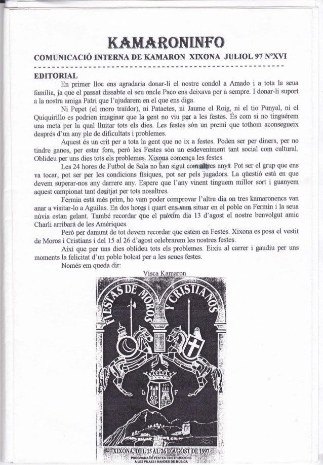 KJhMJh&OIVINf-OcoMuNrcAcró nvrnnne               DE   KAMARoN xD(oNA JULToL                   97   NT(vIEDITORIAL         ...