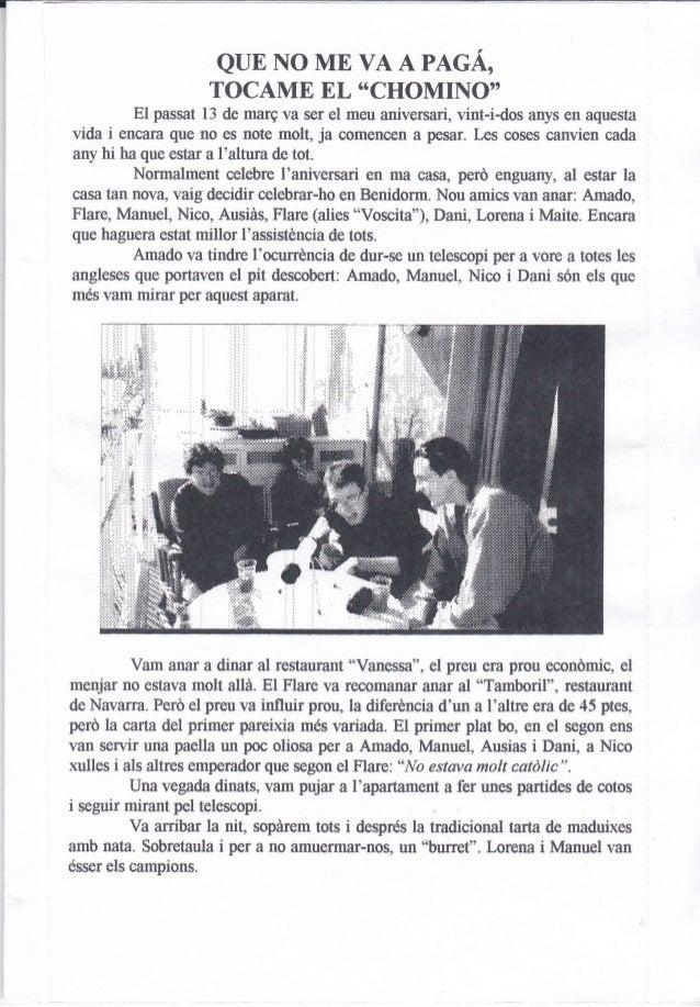 Kamaroninfo núm 23 març 1998 Slide 3