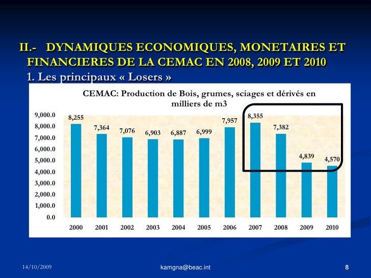 7<br />kamgna@beac.int<br />I.-  RAPPEL  DES MECANISMES DE TRANSMISSION DE LA CRISE FINANCIERE A L'ECONOMIE REELLE DE LA ...