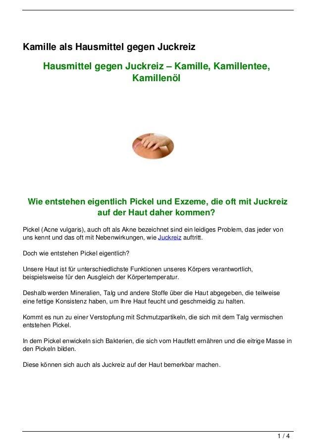 Kamille als Hausmittel gegen Juckreiz       Hausmittel gegen Juckreiz – Kamille, Kamillentee,                         Kami...
