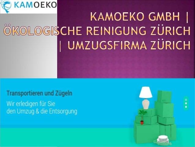 Zügeln Kamoeko erledigt für Sie den Transport von einzelnen Möbelstücken, aber auch das Zügeln Ihres gesamten Haushaltes. ...