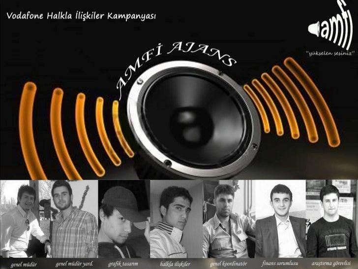 AMFİ AJANS KİMDİR?     2007 yılında yerel bir şirket olarak Antalya'da kurulan Amfi Ajans, uzmançalışma kadrosuyla ve beğe...