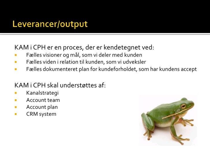 Kam præsentation april 2010 Slide 3