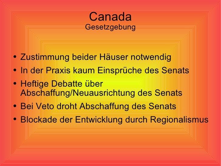 Lukas Wurz: Kanada System Slide 2