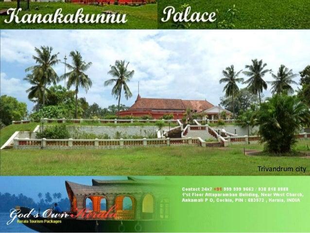 Trivandrum city