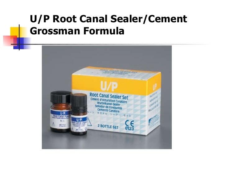 U/P Root Canal Sealer/Cement Grossman Formula