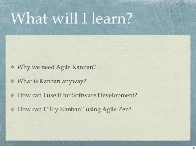 Kanban: Fly Different - An Introduction v1.3 Slide 2