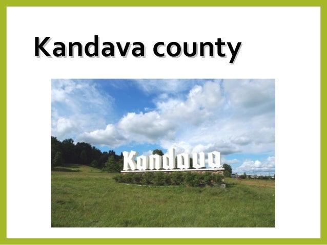 Kandava countyKandava county