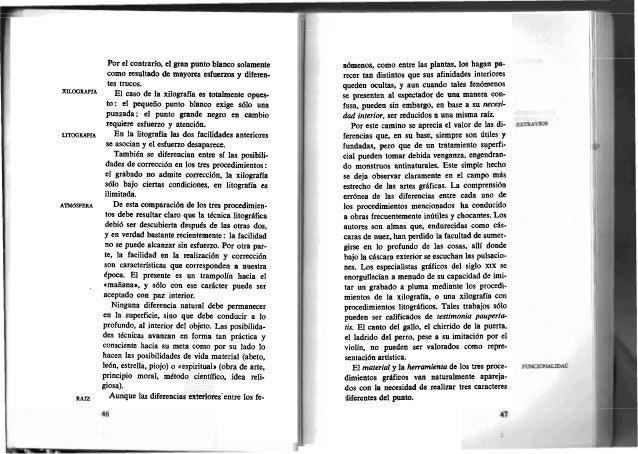 rente y refleja simplemente 10s lugares fecun-         tura (figs. 12 y 13). En este caso, a pesar de          dados.     ...