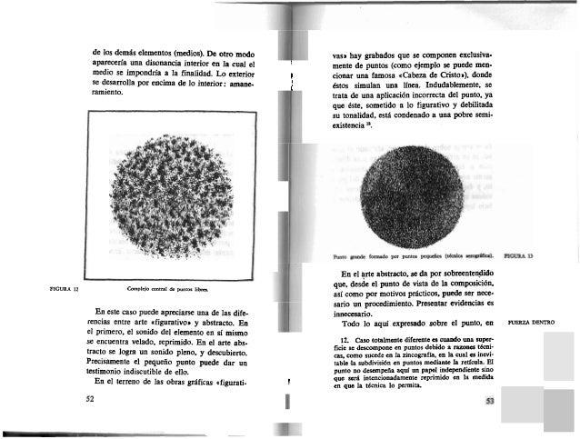 La linea geomCtrica es un ente invisible. Es latram que deja el punto a1 moverse y es por lotanto su producto. Surge del m...