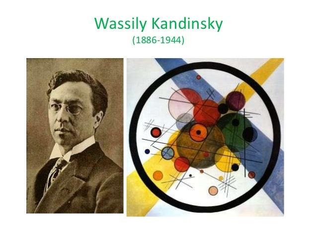 Wassily Kandinsky     (1886-1944)