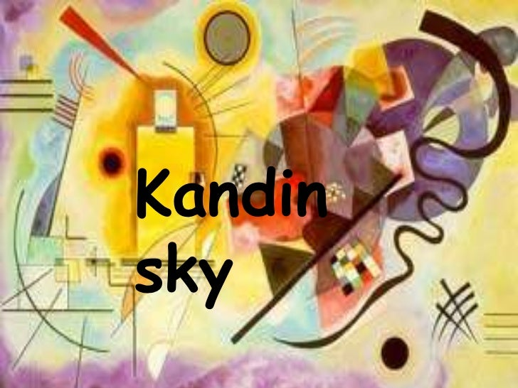Kandin  skyKandinsky