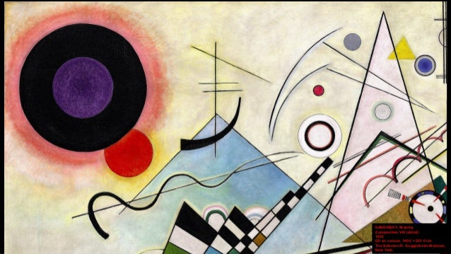 KANDINSKY, Wassily, Featured Paintings in Detail (2)