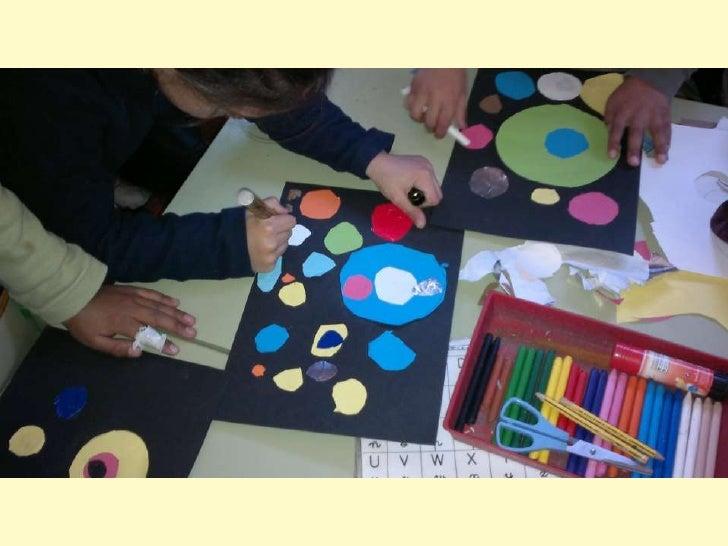 Kandinsky y las matemáticas