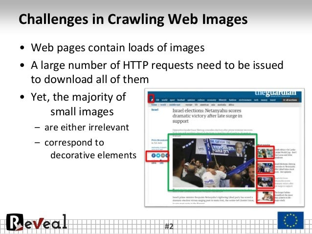 Web Image Size Prediction For Efficient Focused Image Crawling