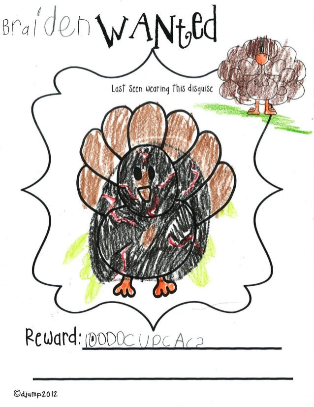 Kangas - Hand Drawn Turkey Trouble Posters