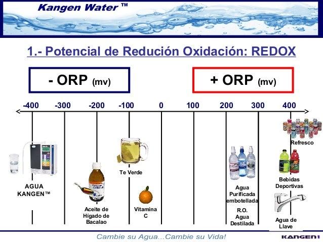 Resultado de imagen de orp potencial redox