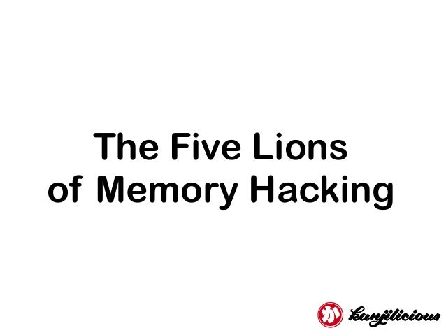 The Five Lions