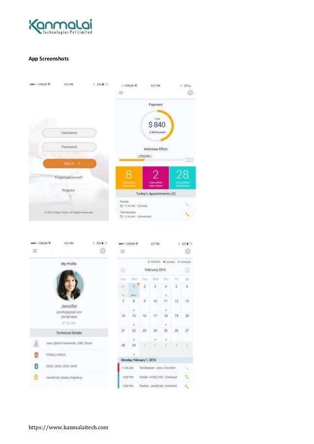 https://www.kanmalaitech.com App Screenshots