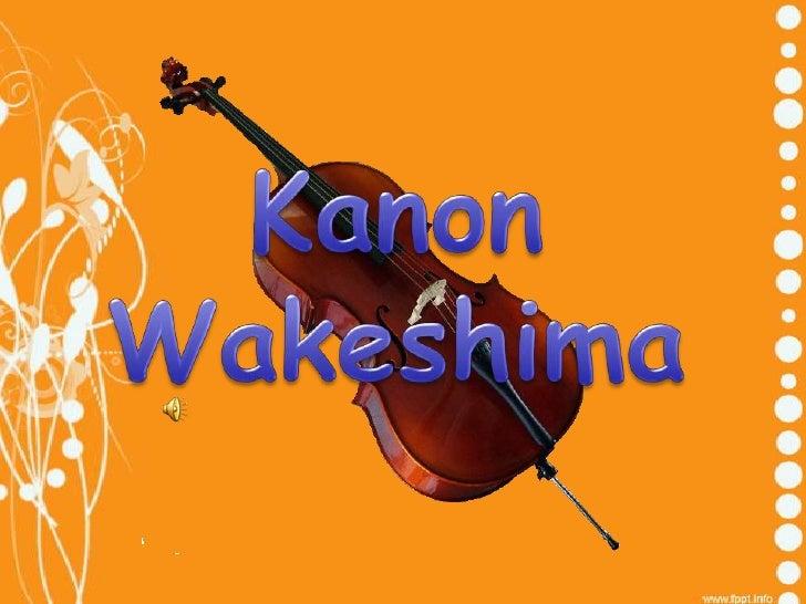 KanonWakeshima<br />