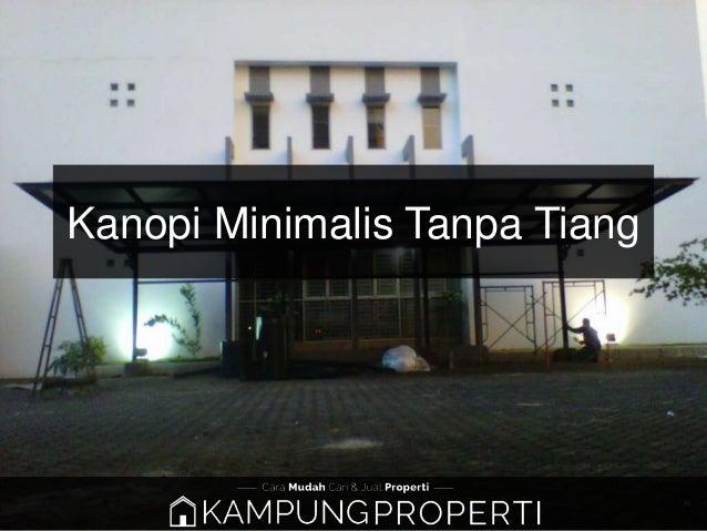 Jual Distribbutor Supplier Pabrik Kanopi