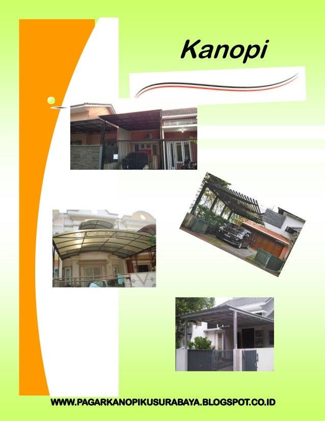 Image Result For Harga Kanopi Minimalis Surabaya