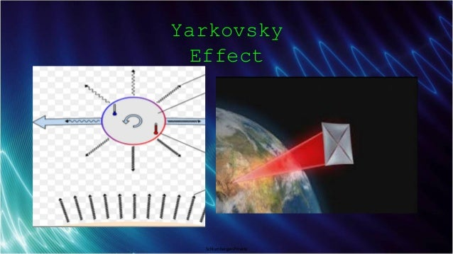 Schlumberger-Private Yarkovsky Effect