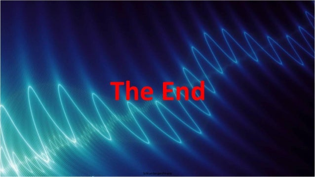 Schlumberger-Private The End