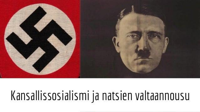 Kansallissosialismi