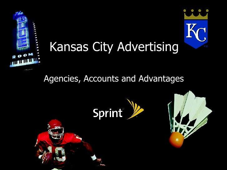 Small Kansas City Advertising Agencies, Accounts and Advantages