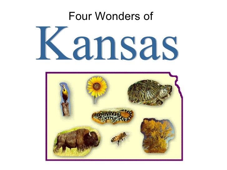 Kansas Four Wonders of