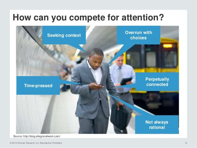© 2015 Forrester Research, Inc. Reproduction Prohibited 13 Content explains how you solve problems