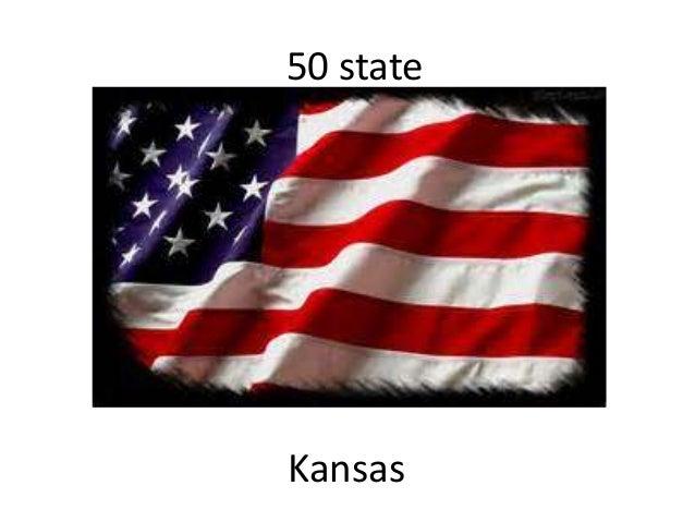 50 state  Kansas