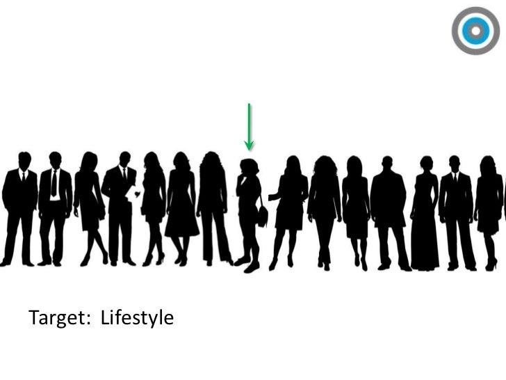 Target:<br />Lifestyle<br />