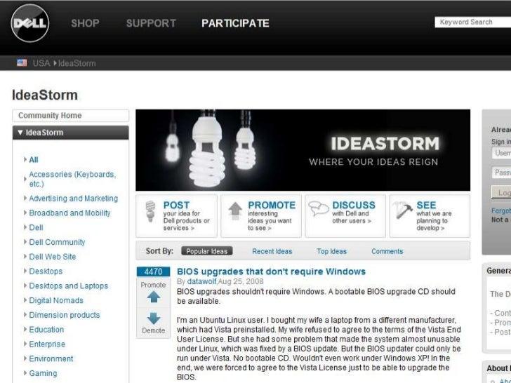 Te laat, maar toch:Dell anticipeert<br />