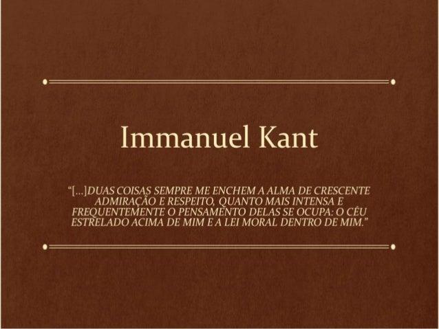 Kant Slide 1