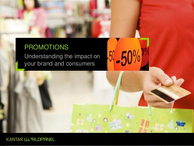 Confectionary PROMOTIONS  Understanding the impact on your brand and consumers