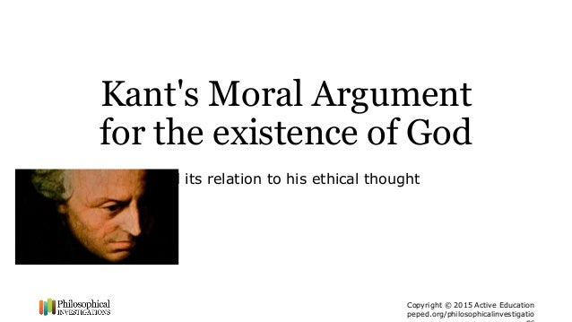 Arguments for the Existence of God