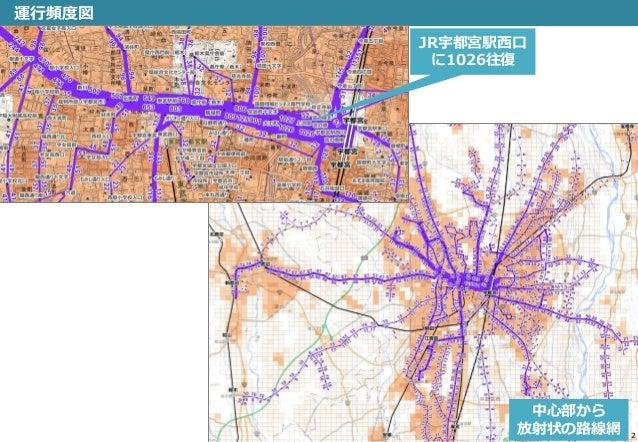 宇都宮 関東自動車のGTFSリアルタイムを用いた遅延分析 Slide 2