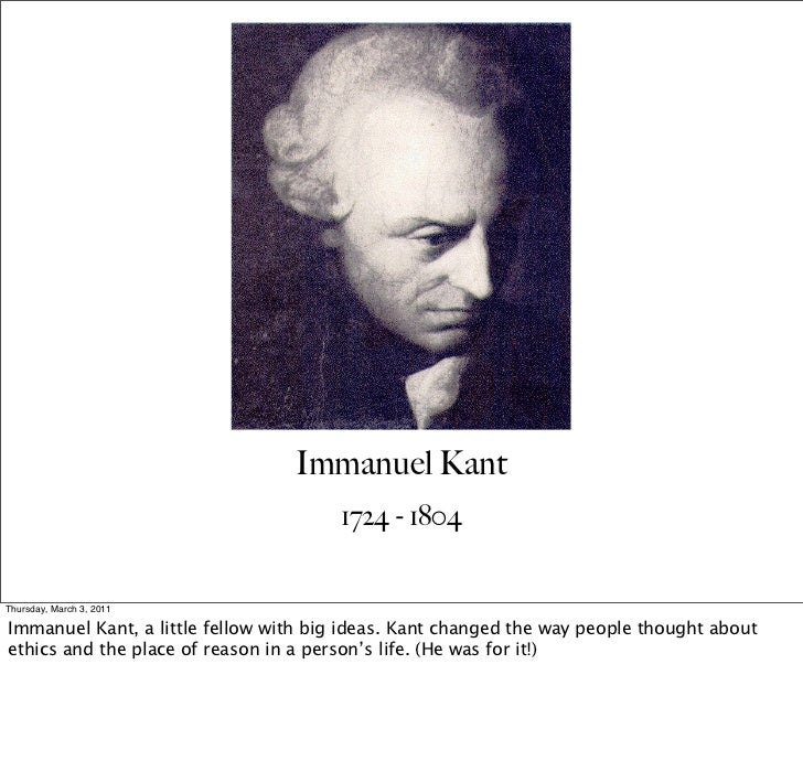 the ethical systems of kant and Why do we need ethical theories ethical theories can guide us in our analysis of  kant does not provide us with a mechanism for resolving such conflicts.