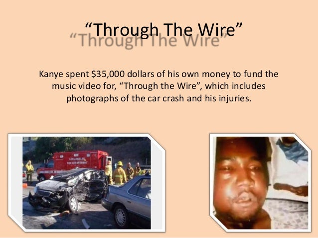 Kanye West Before Car Accident