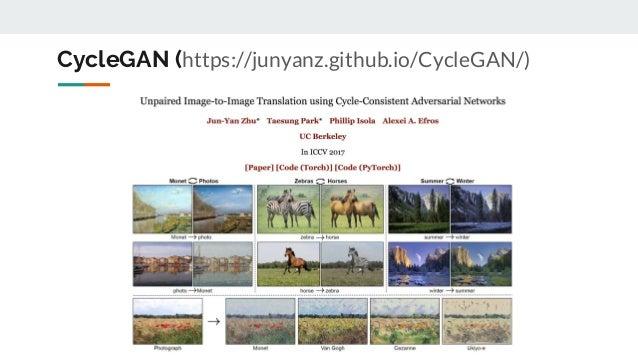 KaoNet v2 - Face Translation using CycleGAN