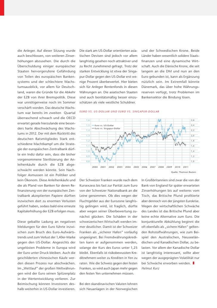 Aktuelle Informationen aus dem Kapitalmarkt - Oktober 2011 Slide 2