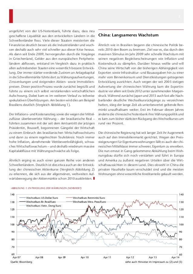 Kapital & Märkte: Ausgabe Mai 2014 Slide 2